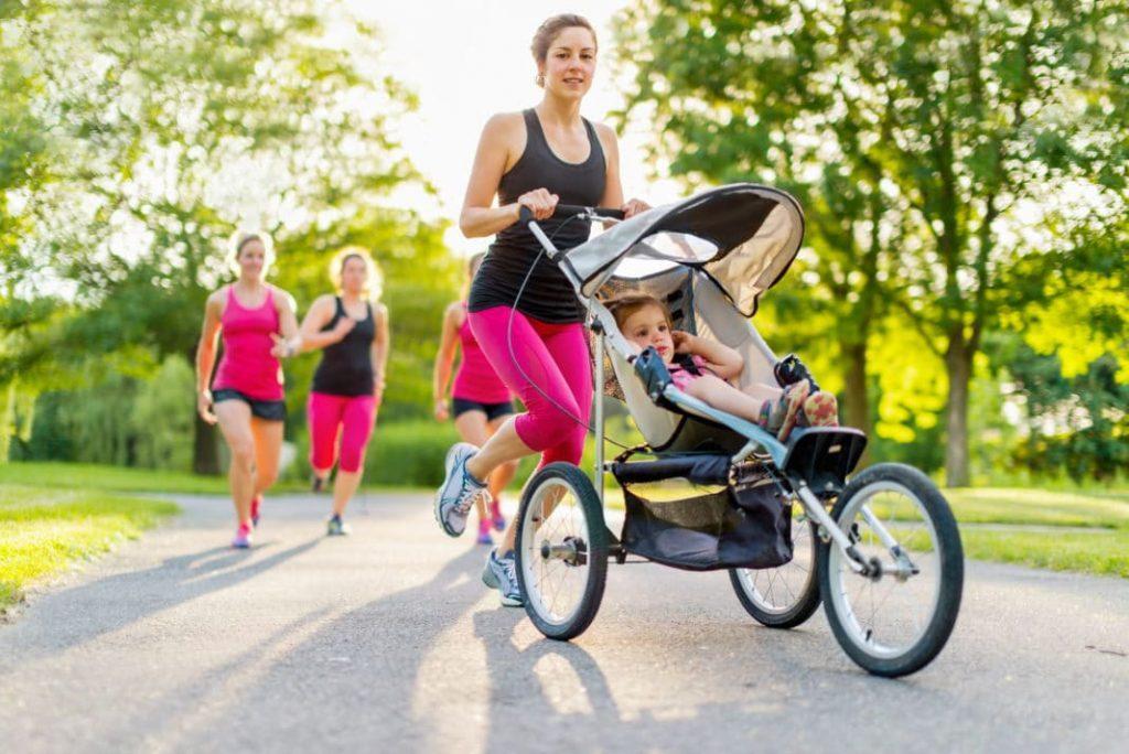 Jogging Baby Stroller